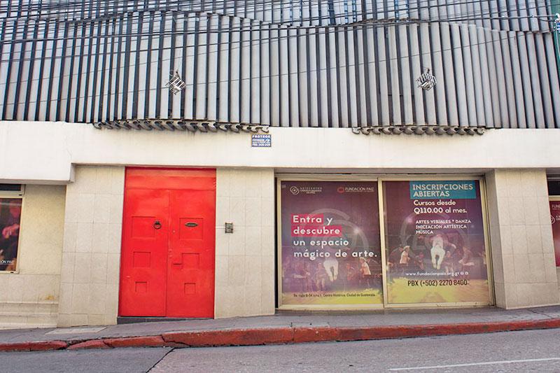 ArteCentro Graciela Andrade de Paiz y Anexos 9ª. Calle 8-54 Zona 1