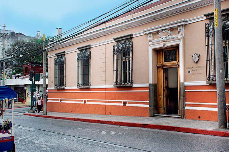Casa Ibargüen 7ª. Av. 11-66 Zona 1